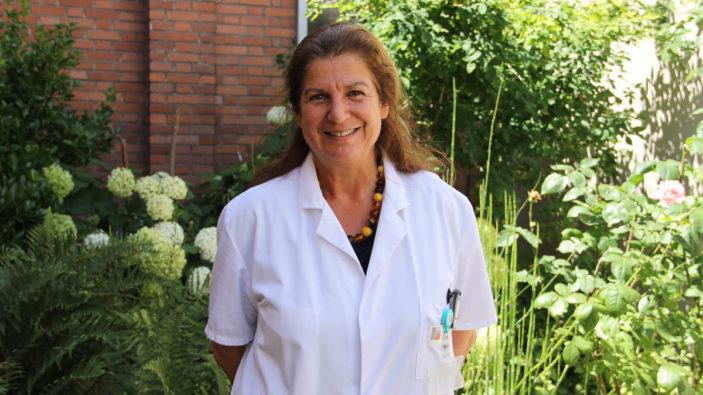 Sophie Taieb, une radiologue en terrain politique
