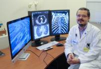 Antoine Rosset, médecin radiologeek