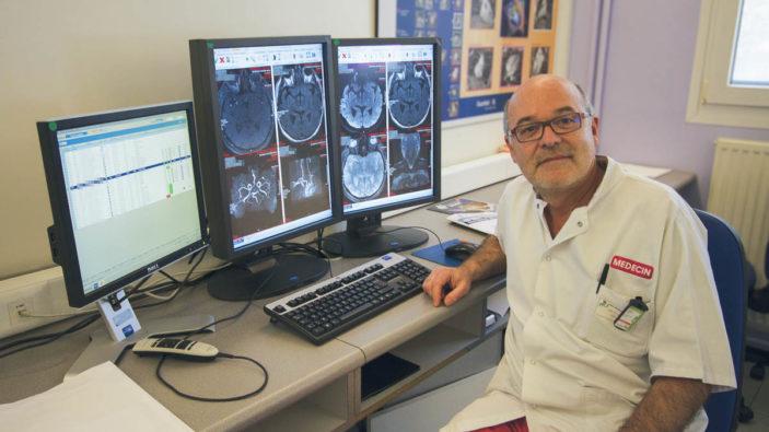 A l'hôpital de Bourges: « En 20 ans, je n'ai jamais connu tous les postes pourvus en radiologie »