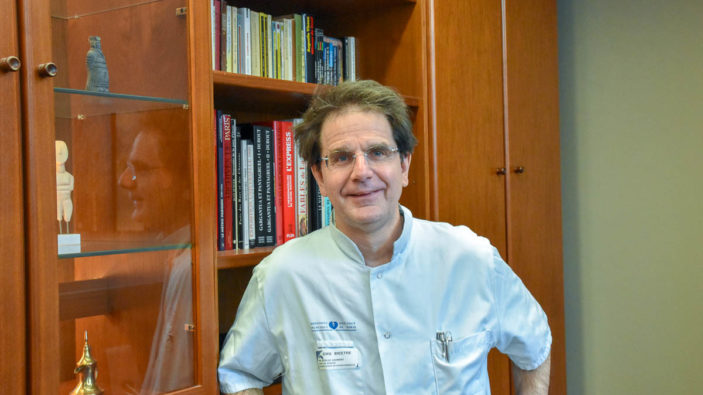 « Beaucoup de centres de thrombectomie ont du mal à recruter »