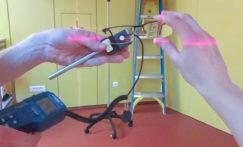 La gestion des effets sanitaires lors de l'exposition au laser en imagerie médicale et en radiothérapie