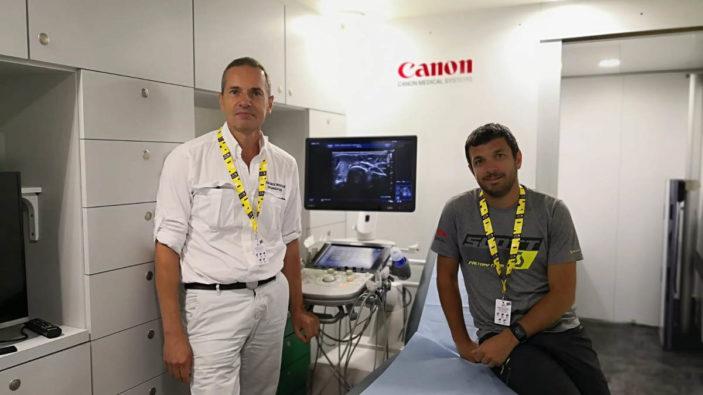 « Une douzaine de radiologues prennent en charge les coureurs sur le Tour de France »