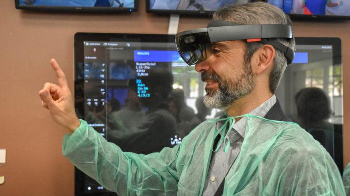 Réalités virtuelle et augmentée: une nouvelle relation avec l'imagerie médicale