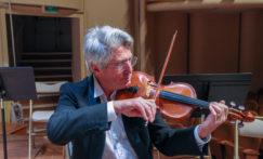 Didier Gallinet : musique et médecine àl'unisson