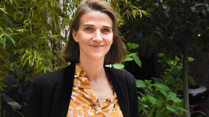 Madeleine Cavet, vocation téléradiologie