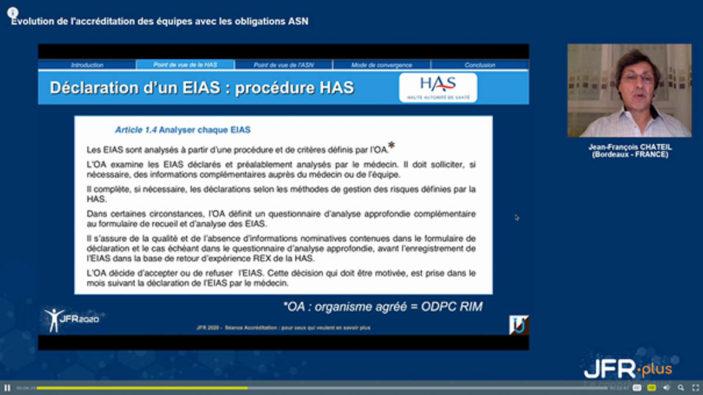 « Une convergence est possible entre les démarches de retour d'expérience de la HAS et de l'ASN»