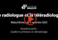 Replay (1/4) : L'impact de la Covid-19 sur l'utilisation de la téléradiologie