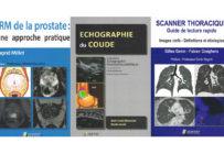 Trois nouveaux ouvrages d'imagerie sur le thorax, la prostate et le coude