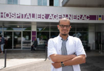 Mohamed Hadid, radiologue au jour le jour