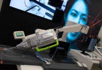Un robot assiste les embolisations d'anévrismes cérébraux à la Pitié-Salpétrière